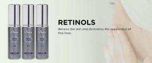 Retinols by SkinMedica, an Allergan Company