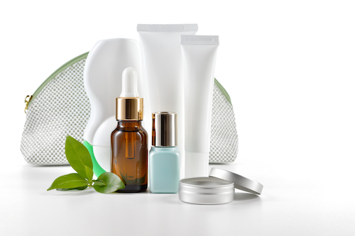 beauty & skincare products